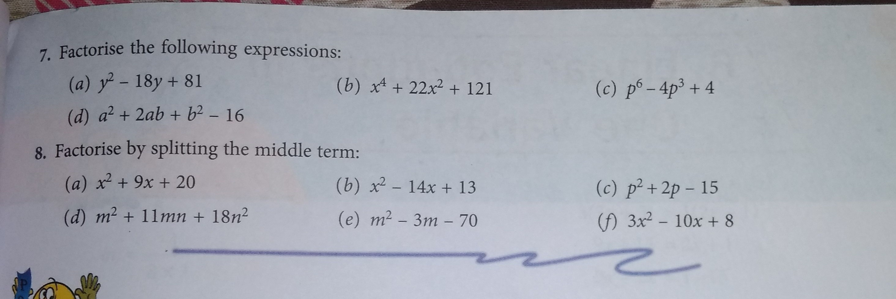 Help please solve 18