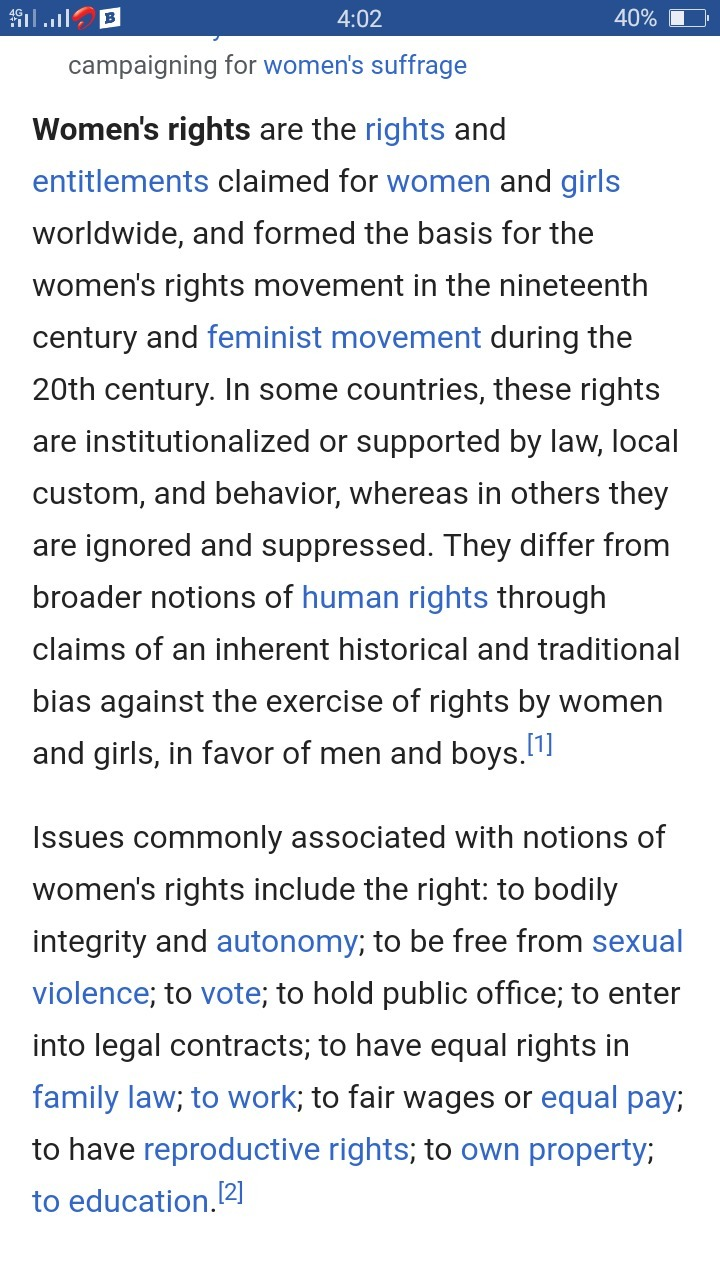 essay on rights of women   brainlyin download jpg