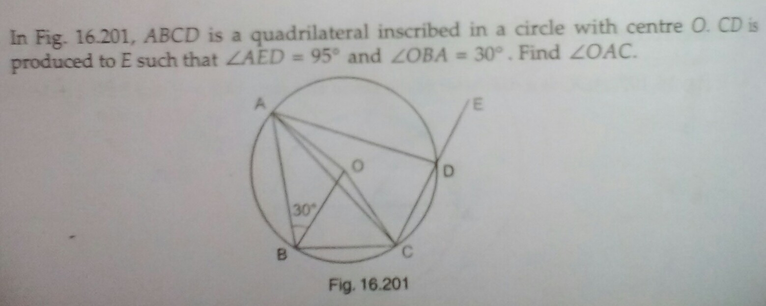 In fig 16201abcd is a quadrilateral inscribed in a circle with download jpg ccuart Images