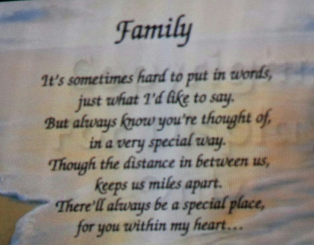 Poem On My Family In English Brainlyin