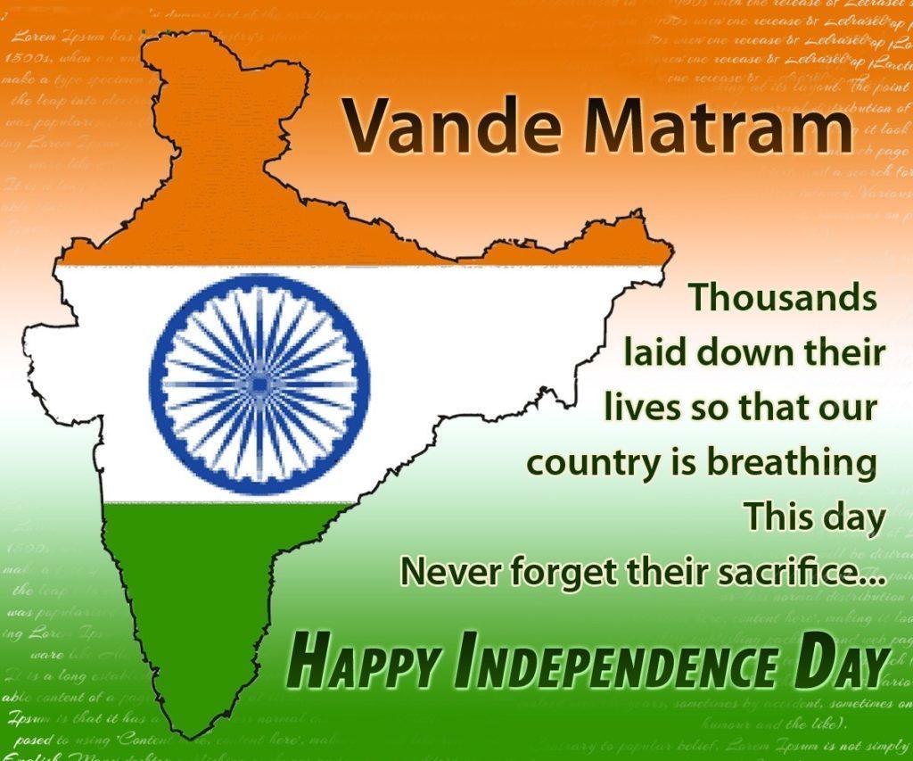 Poster design on independence day - Download Jpg