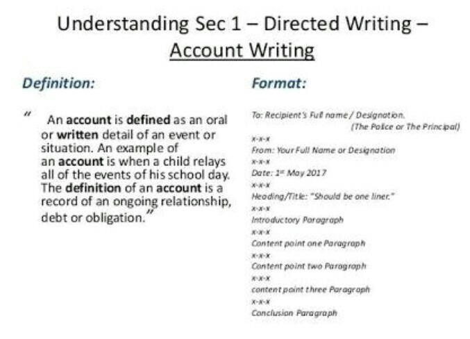 Essay writers account