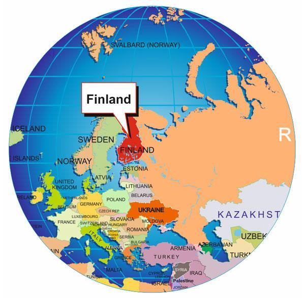 Locate The Following On The World Map 1 Finland2 Singapore 3 Australia4 The Country That Withdraw Brainly In
