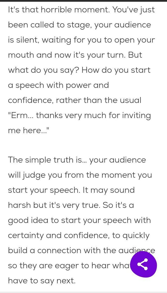 A Motivation Speech For 10th Students Before Their Public Exam