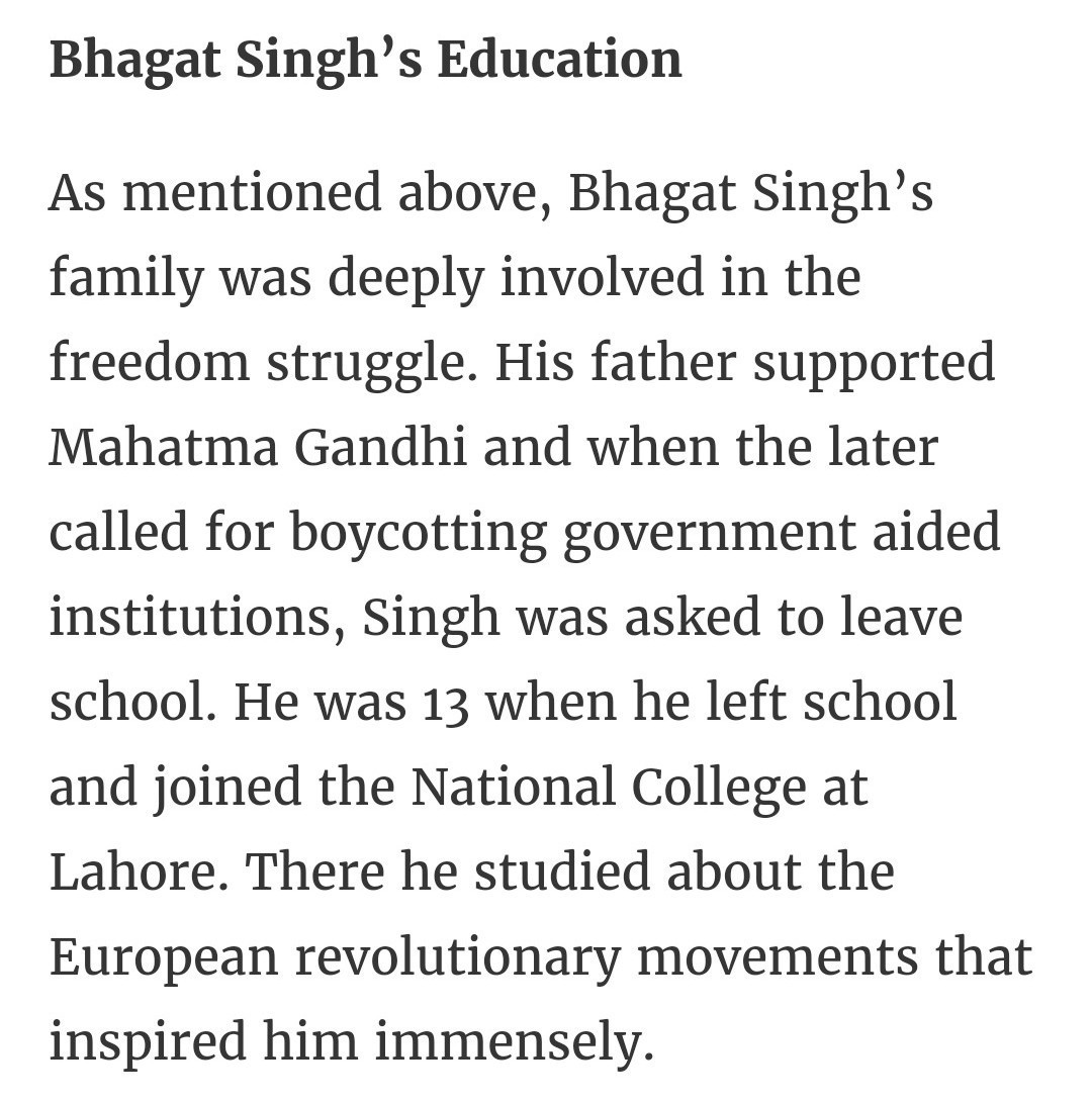 write short essay on Bhagat Singh in 500 words  - Brainly in