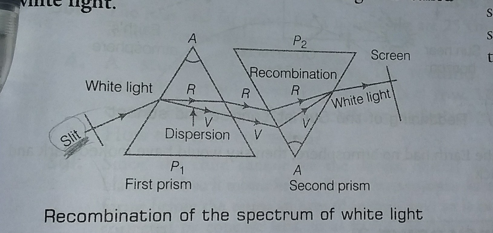 what do mean by slit in the above mentioned diagram - Brainly.in