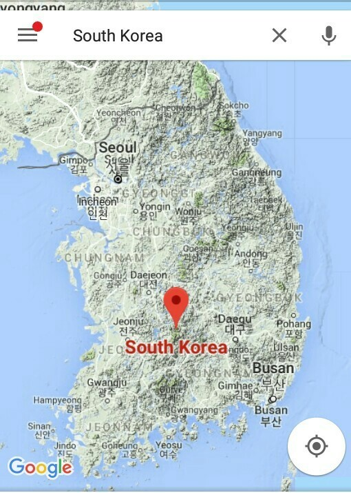 Why South Korea's map don't show on Google maps? Someone ... on joseon korea map, gwangju korea map, korea's tumen river map, hallasan korea map, hwaseong korea map, bucheon korea map, pyeongtaek korea map, osan korea map, daegu korea map, sejong city korea map, republic of korea war map, lotte world korea map, panmunjom korea map, ulsan korea map, kyoto korea map, incheon korea map, gimcheon korea map, usfk korea map, seoul map, pusan map,