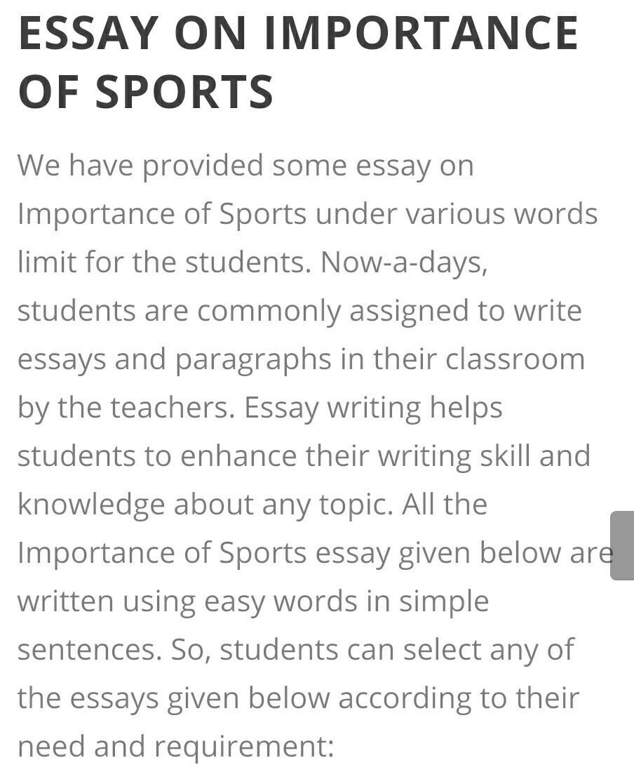 make a paragraph