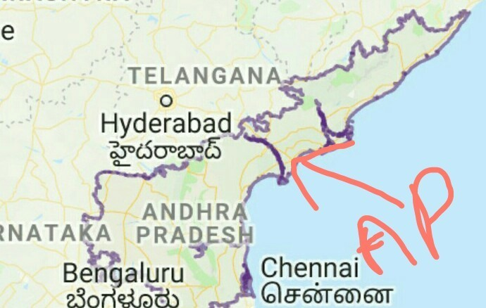Where Is Hyderabad Located In India Map.Where Is Andhra Pradesh Located In India Map Brainly In