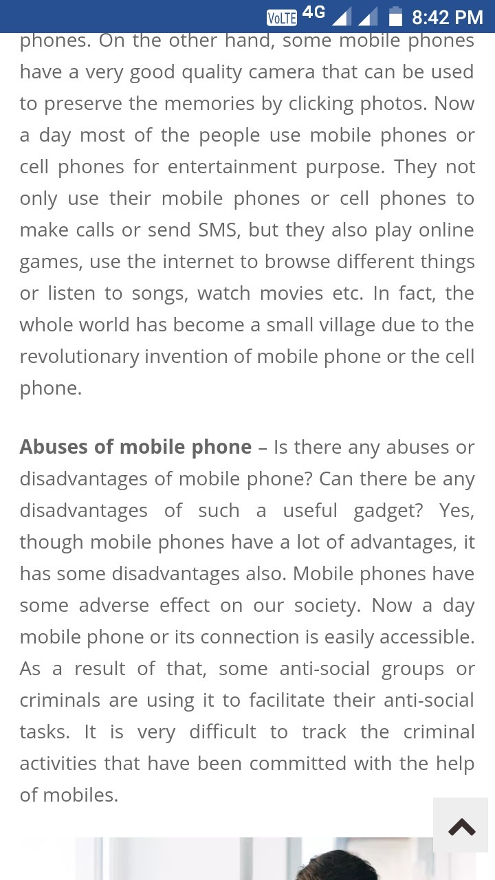 essay about overuse of cell phone word in  jpg