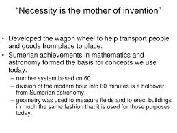 an essay on necessity is the mother of invention   brainlyin download jpg