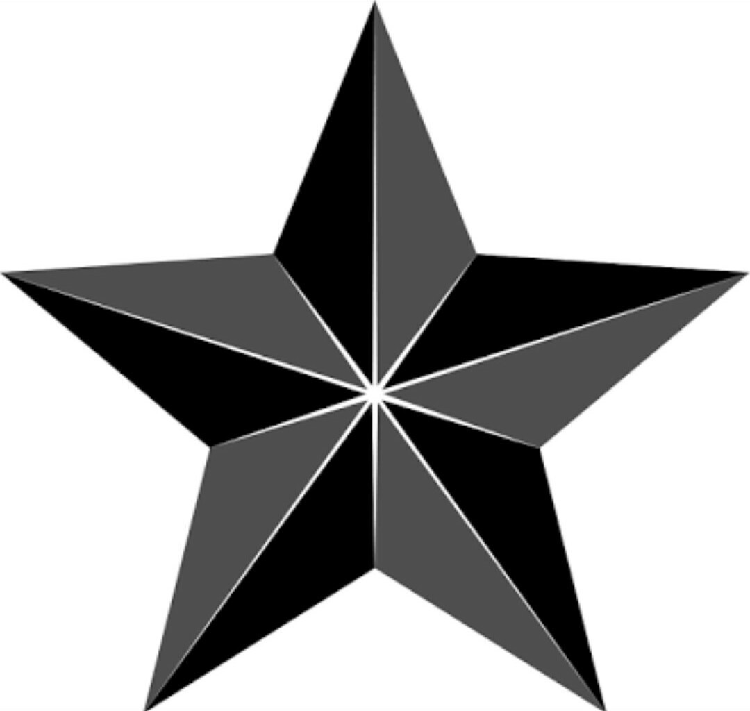 Does A 5 Point Star Have Rotational Symmetry Brainly In