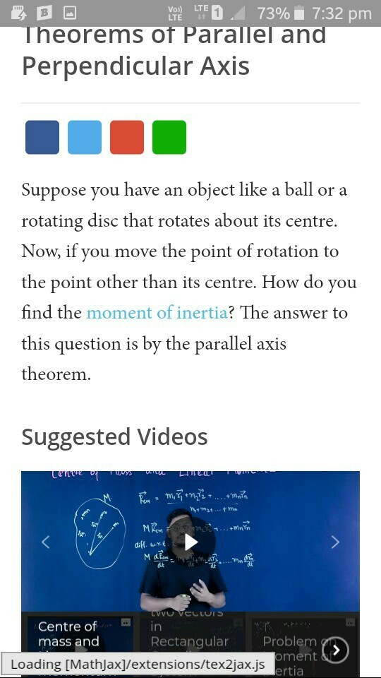 State and prove the parallel axis theorem for area moment of