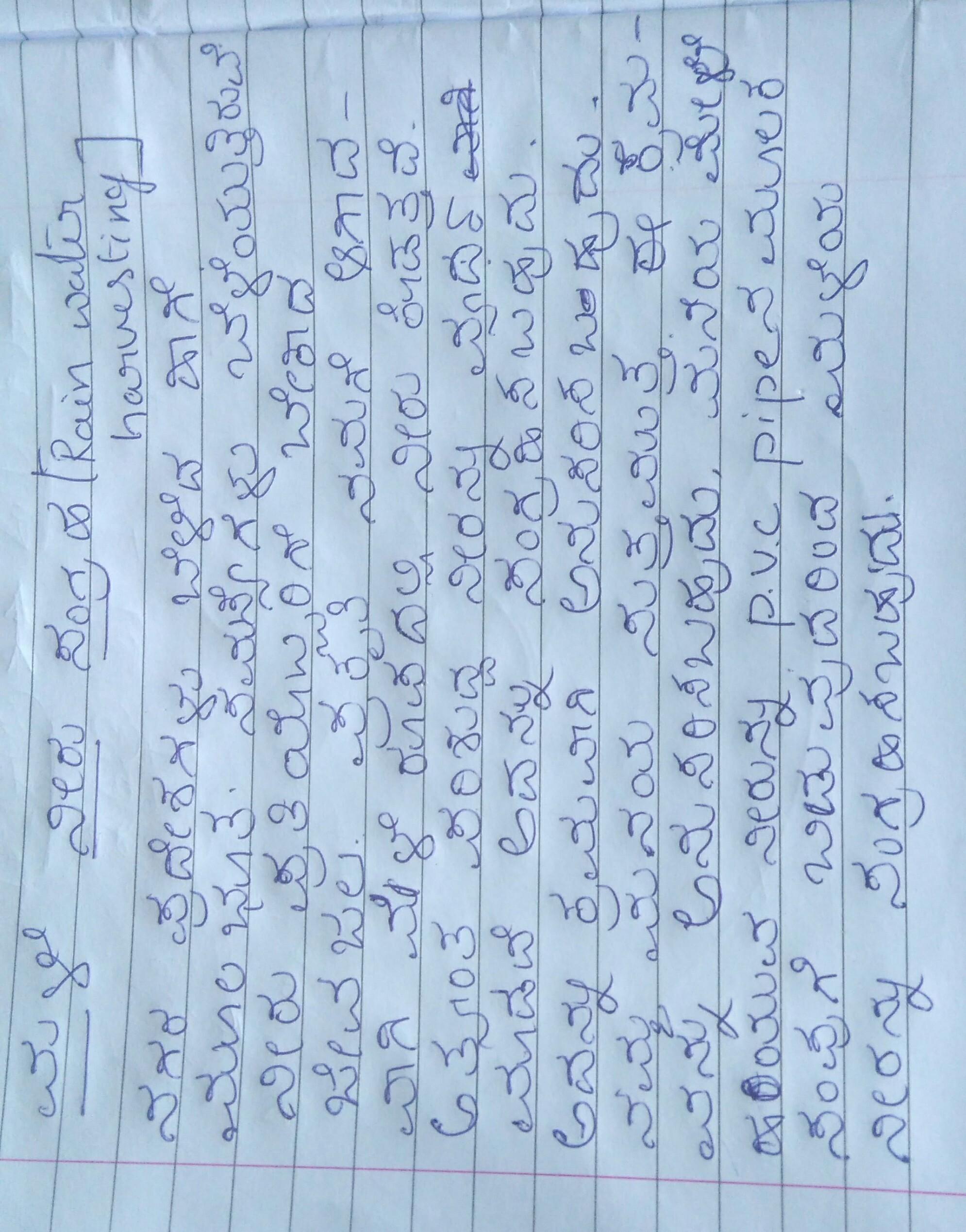 English Reflective Essay Example Download Jpg Apa Format Sample Essay Paper also Synthesis Essay Rain Water Harvesting Essay In Kannada Language  Brainlyin Essay Writing On Newspaper