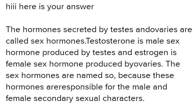 female sex hormone attachment in Chelmsford