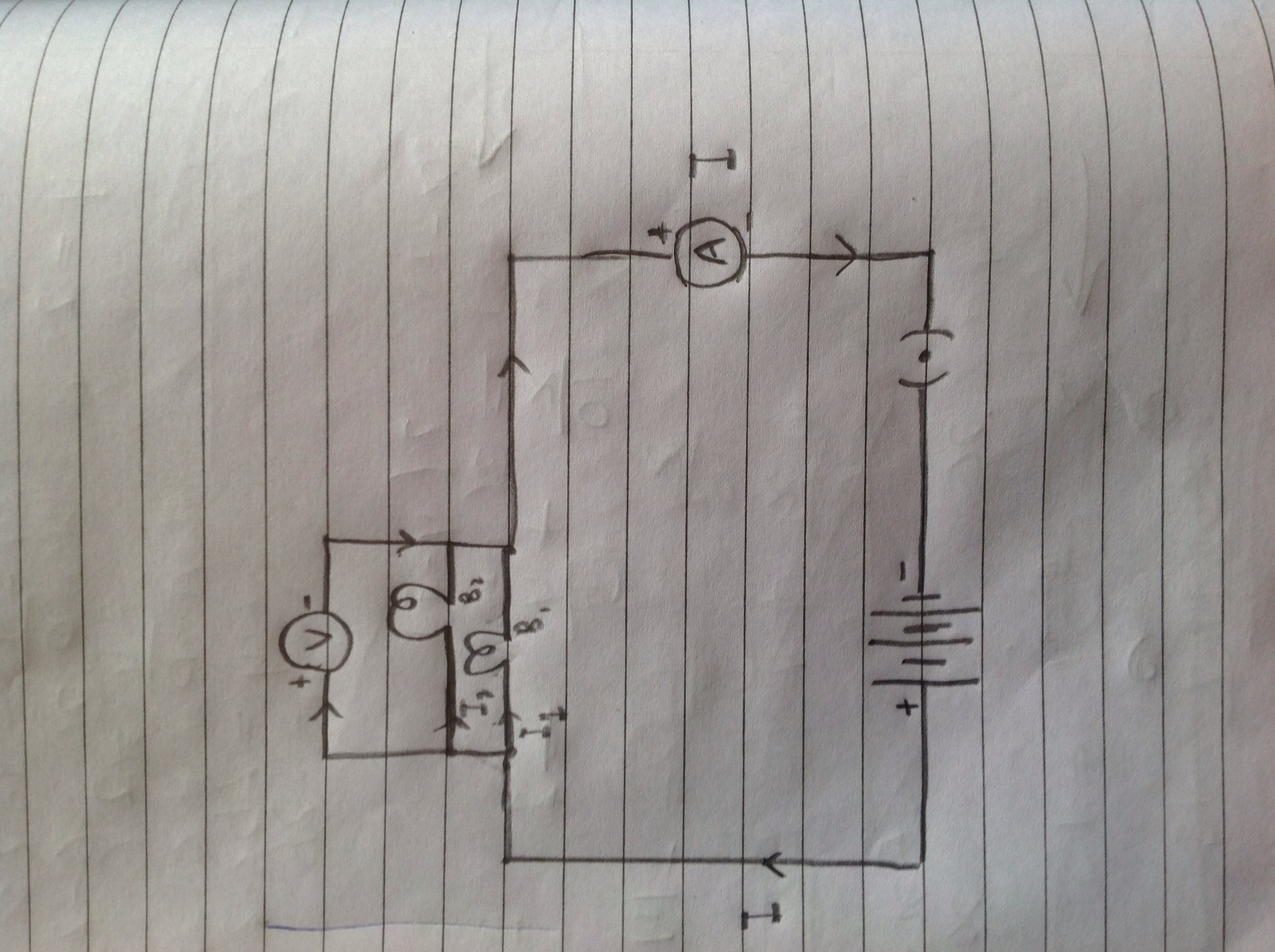 draw a schematic diagram of an electric circuit comprising ... A Schematic Diagram Inside Par on