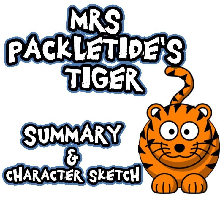 mrs packletides tiger essay