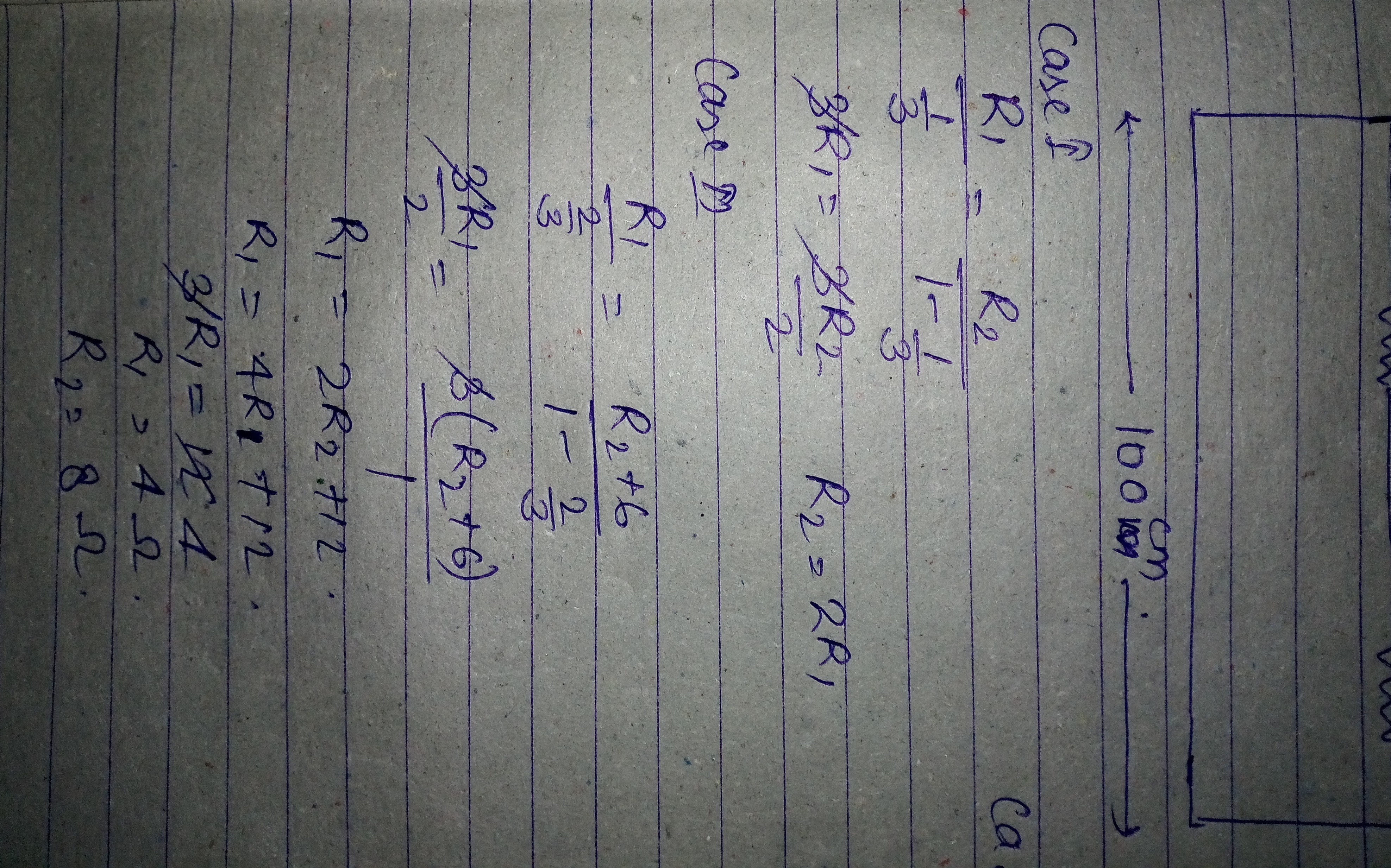 questions 51 meter bridge physics class 12 - Brainly.in