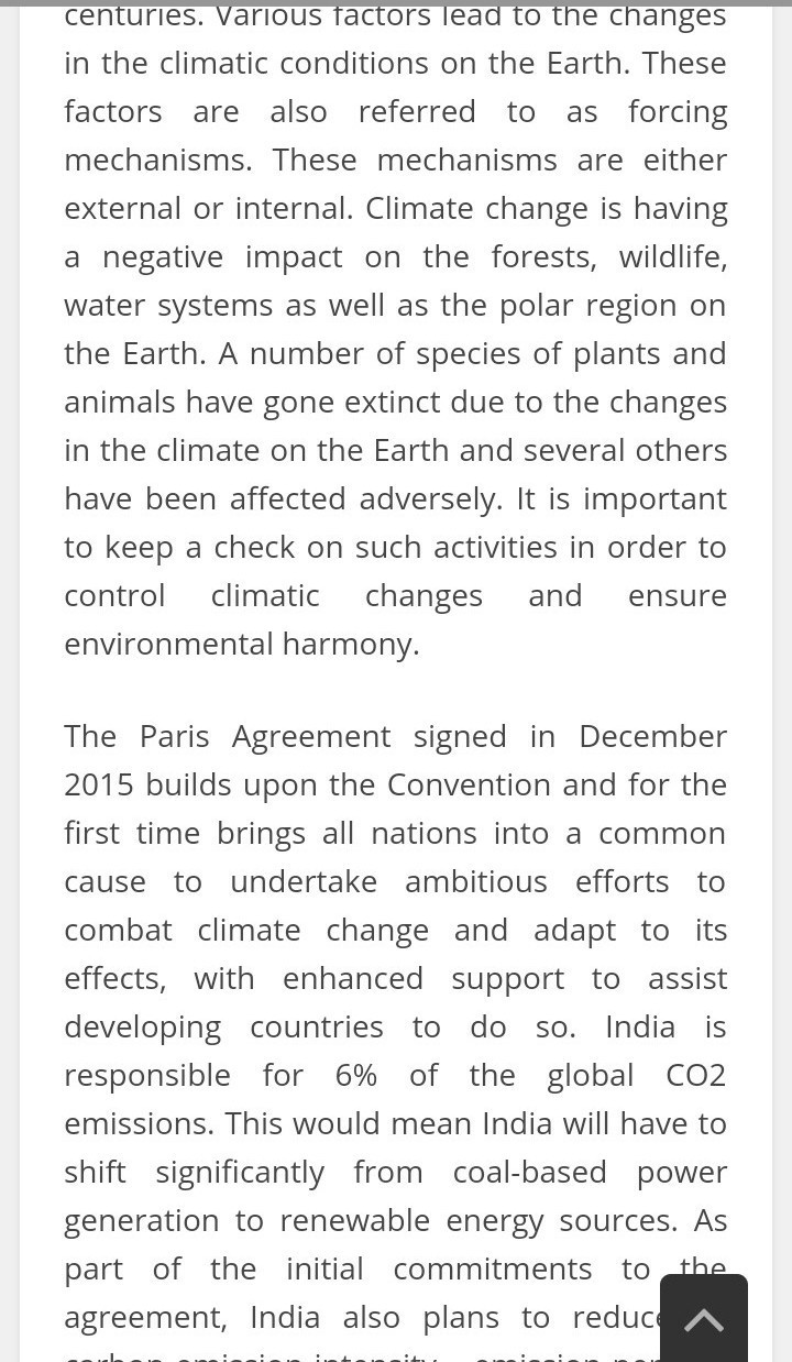 Why Climate Change Is Important For Indias Foreign Policy Write   Mvc Write Custom Html Helper also Examples Of A Thesis Statement In An Essay  How Do I Write A Thesis Statement For An Essay