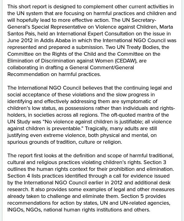 write an essay on violation of child rights in indian society