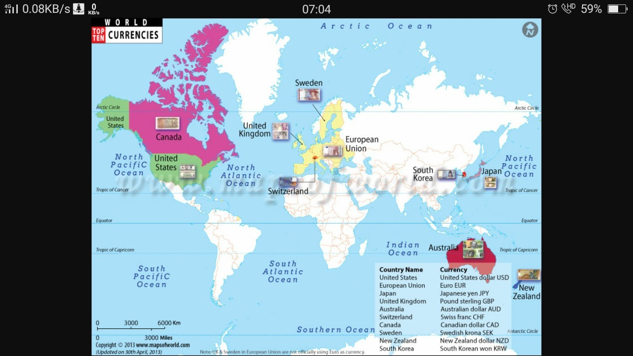 World map with country name and capital and currency brainly download jpg gumiabroncs Choice Image