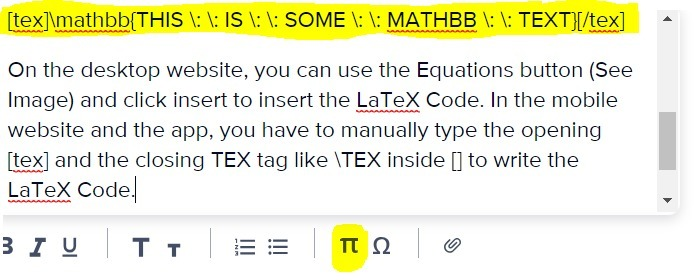 How can we use capital letters in latex codes Please tell