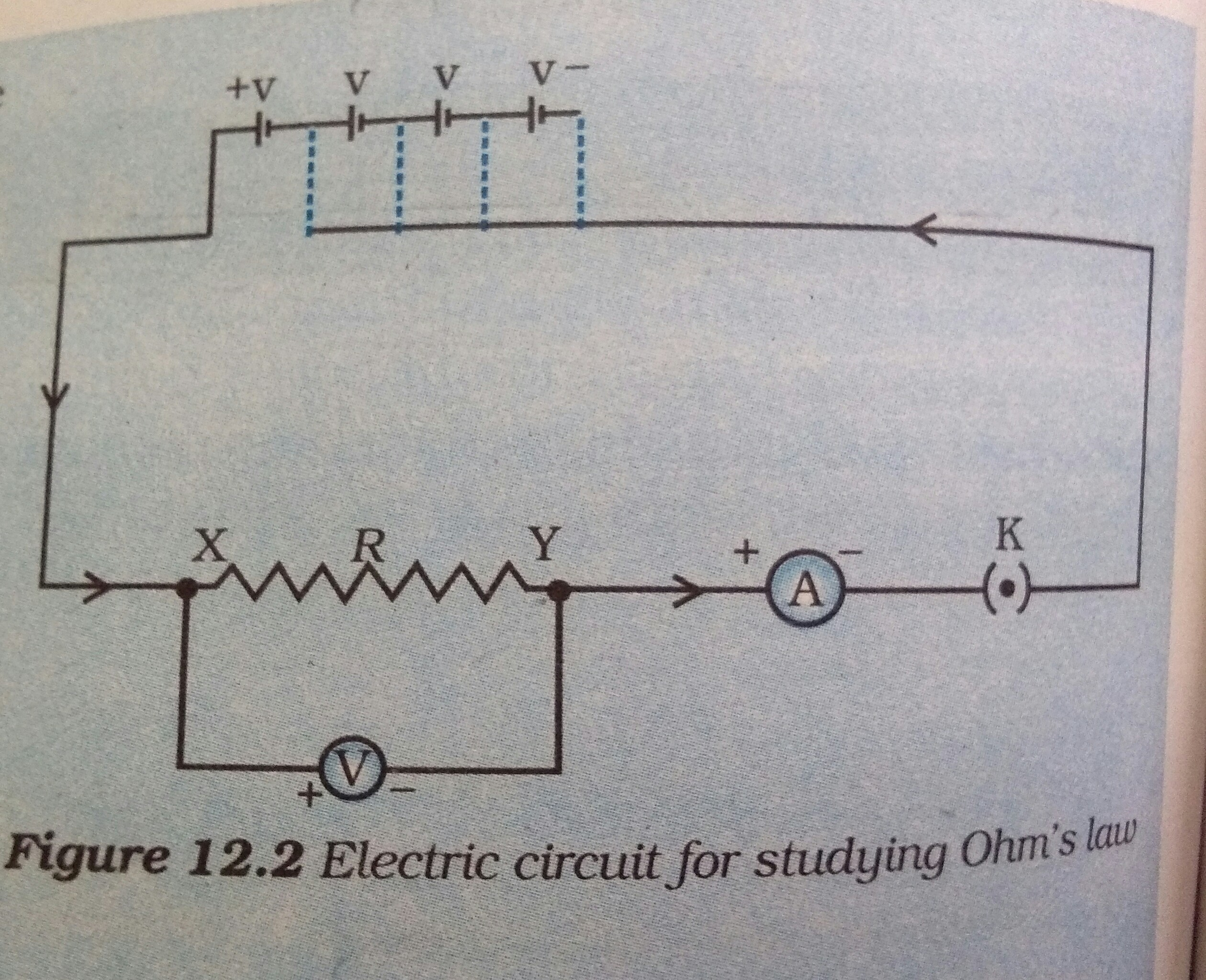 Draw The Electric Circuit Diagram To Show Arrangement Of Drawing Circuits Download