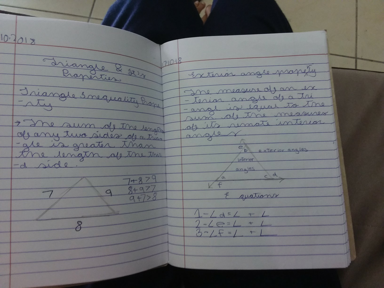 7th Class Maths Book